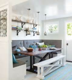 Kitchen Banquette Furniture Nooks Breakfast Nooks And Style On Pinterest