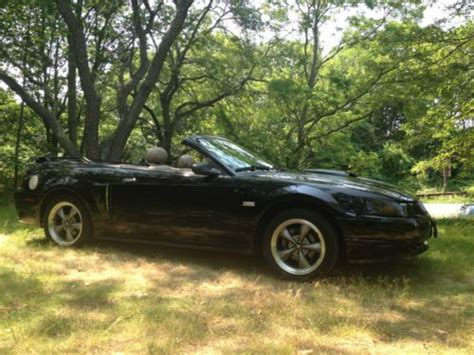 2003 mustang gt motor buy used 2003 ford mustang gt convertible ford motor