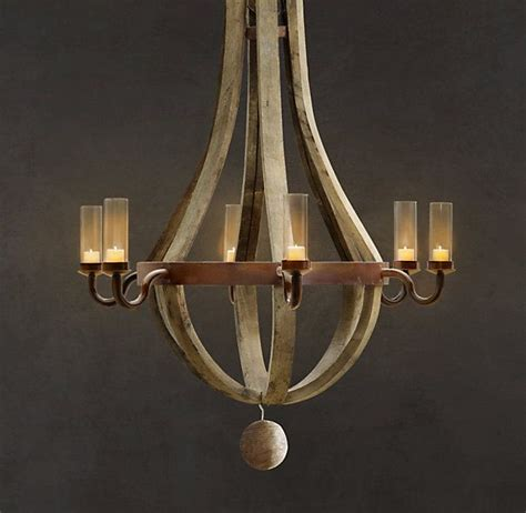 wooden wine barrel chandelier outdoor wine barrel chandelier lighting