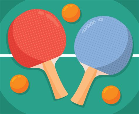 free ping pong table ping pong table and vector vector graphics