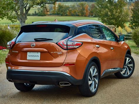 nissan murano 2017 2017 nissan murano goes on sale from 30 640 autoevolution
