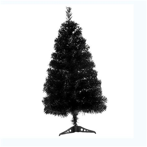 tabletop black christmas tree tabletop artificial trees unique decorations