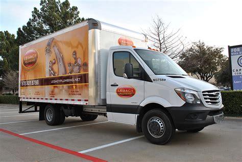 Legacy Plumbing by Legacy Plumbing Box Truck Wraps Car Wrap City