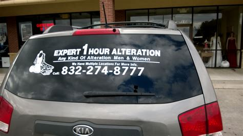 Motorcycle Apparel Katy Tx by Expert One Hour Alteration