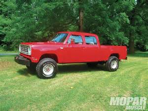 1974 dodge crew cab where s the truck rod