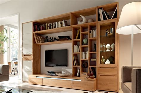 wall units astounding tv bookcase wall unit plans shelves