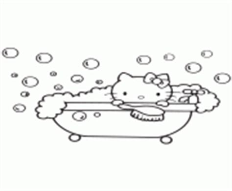 bubble kitty coloring page print hello kitty 23 coloring pages free printable