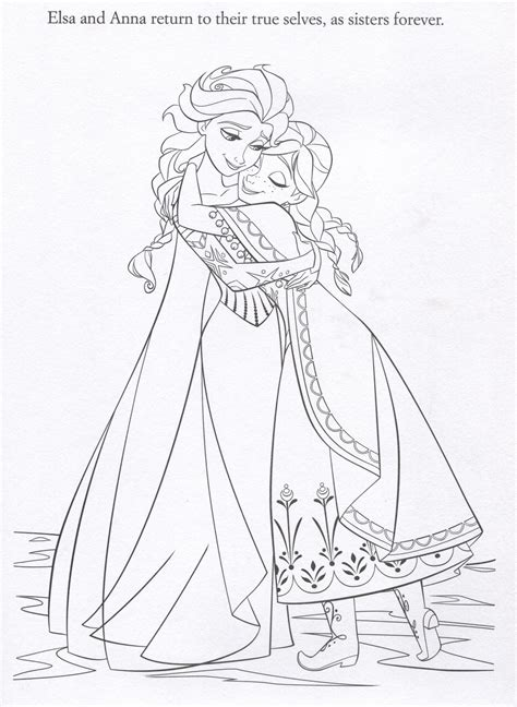 disney frozen coloring pages lovebugs  postcards