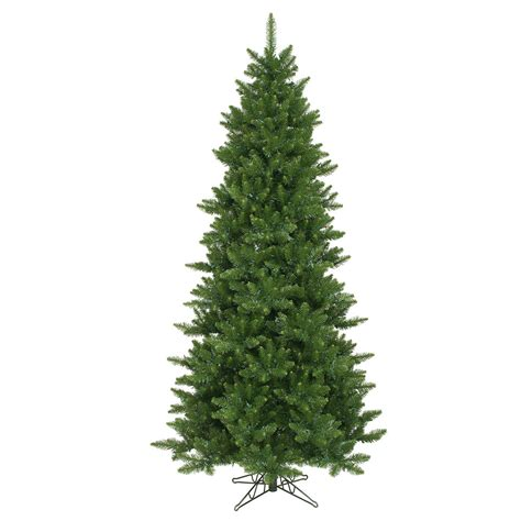 9 5 foot slim camdon fir christmas tree unlit a860885
