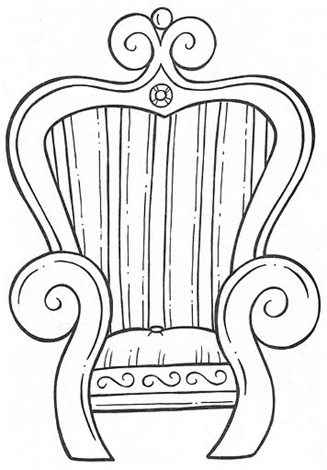 throne free coloring pages coloring pages