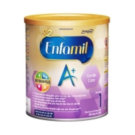 Enfamil Gentle Care sữa enfamil gentle care 12 24 th 225 ng tuổi