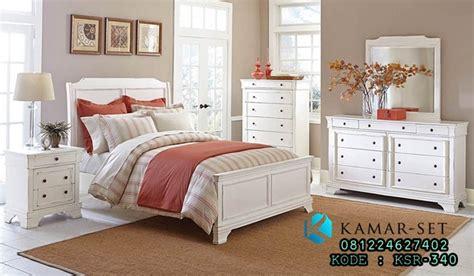 Bedroom Set Murah by Set Tempat Tidur Anak Derby White Finish Murah Tempat