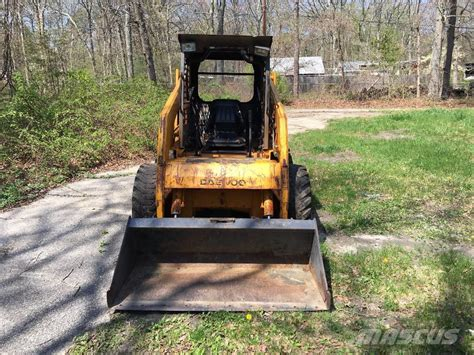 daewoo dsl 801 skid steer loaders price 163 8 593 year
