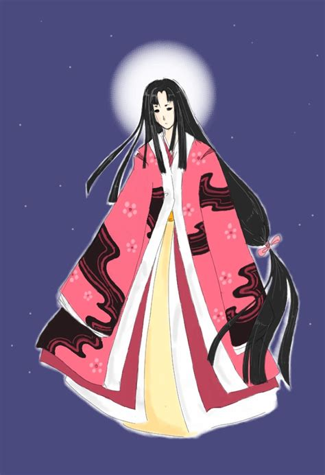 kaguya hime kaguya hime by tinsil on deviantart