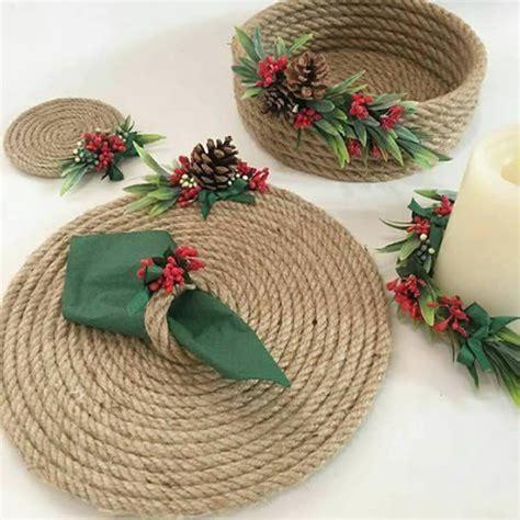 ideias baratas para decorar mesa de natal decora 231 227 o barata para o natal 20 ideias como fazer em casa