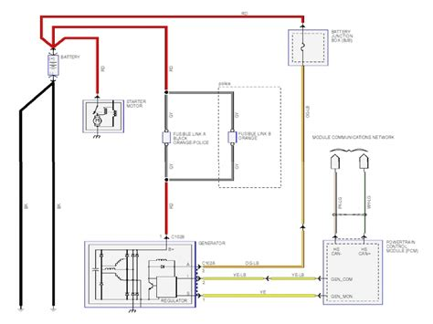 3 wire gm alternator cs130 wiring diagram wiring diagram
