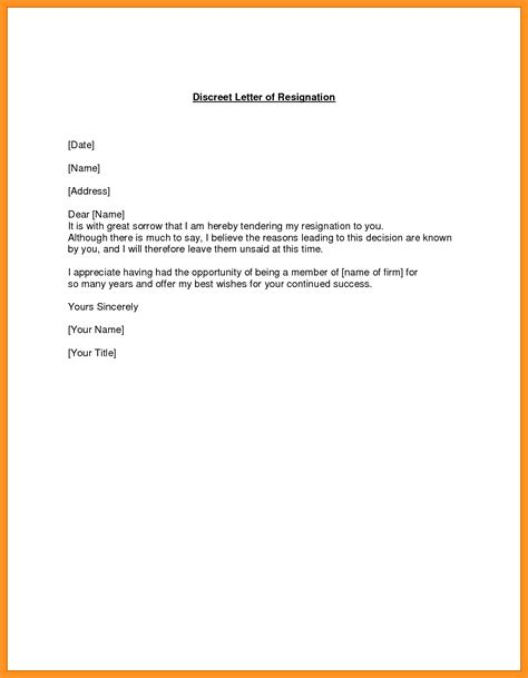 Resignation Letter For Best 10 Best Resignation Letter Doc Scholarship Letter