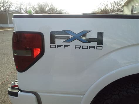custom boat decals edmonton fx2 or fx4 decals ford f150 forum community of ford