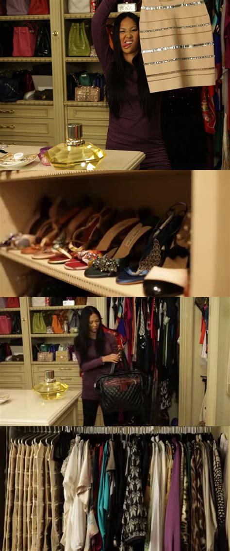 Bluefly Closet Confessions by A Peak Into Kimora S Closet Fashion Bomb Daily