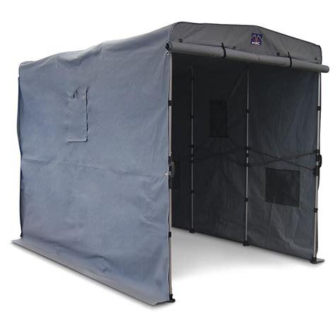 Foldable Shed mac automotive 174 9x6 foldable storage shed 160247 sheds