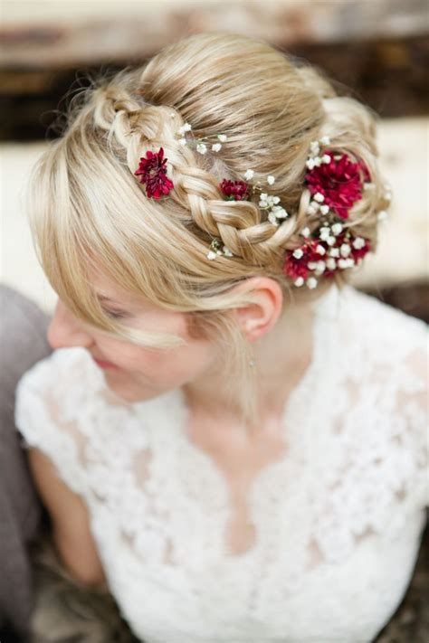 bridal hairstyles with flowers 14 bridal hair flowers with wow factor bridal hairstyles
