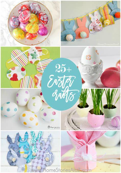 easter home decor 25 easy easter crafts and easter home decor crafts home