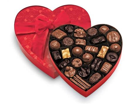 Your Guide To The Best Valentines Day Chocolate by Enter To Win A Box Of See S Candies Chocolates For Your
