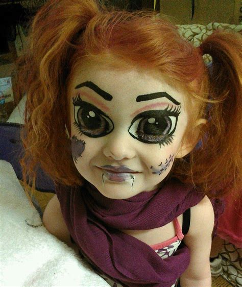 halloween haircut designs kids halloween make up and hair time for the holidays
