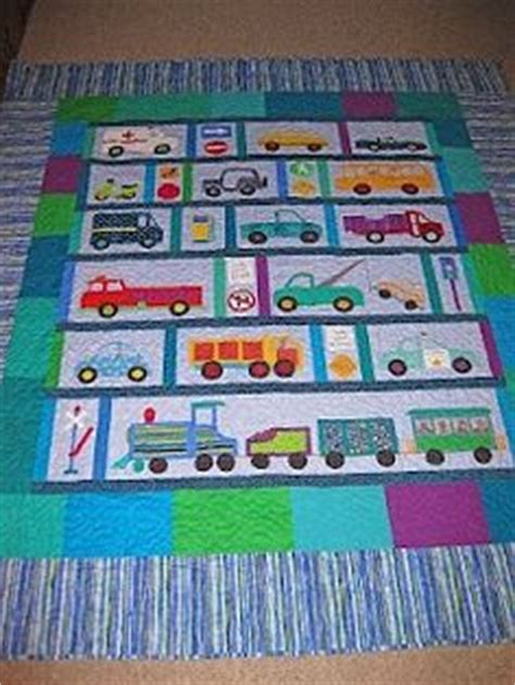 Transportation Quilt Pattern by 1000 Images About Car Quilts On
