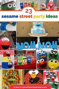Sesame Favor Ideas by 23 Sensational Sesame Ideas Spaceships And