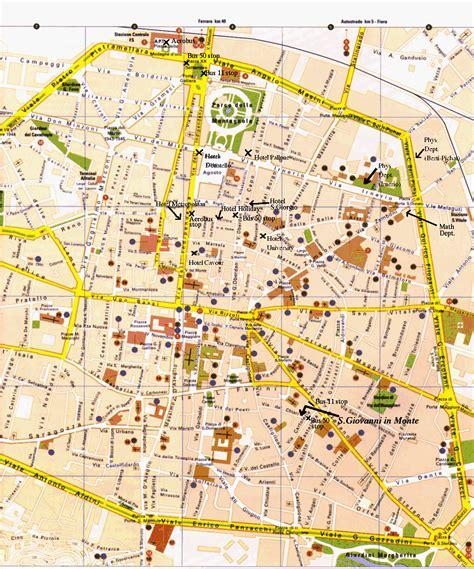 map of italy bologna italy bologna map