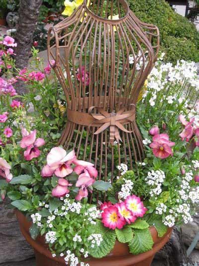 decorar jardines vintage ideas para decorar un hermoso jard 237 n vintage mil ideas