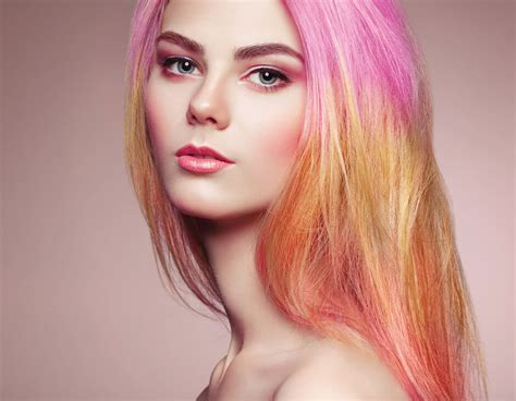 how to hair color semi permanent hair color tips tricks