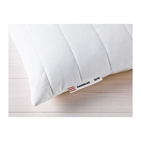 pillows ikea bandblad memory foam pillow ikea