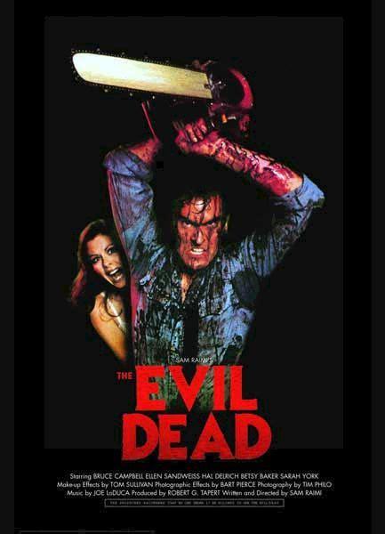 evil dead film com the evil dead movie poster movie posters pinterest
