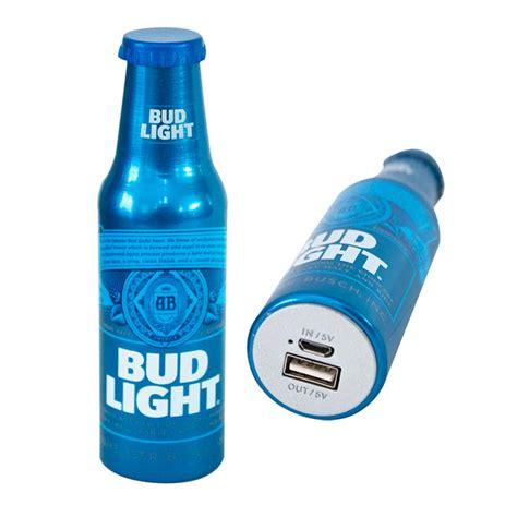 bud light bud light replica bottle power bank