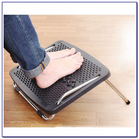 under desk foot stool footrest for desk foot rest for sitstand desk
