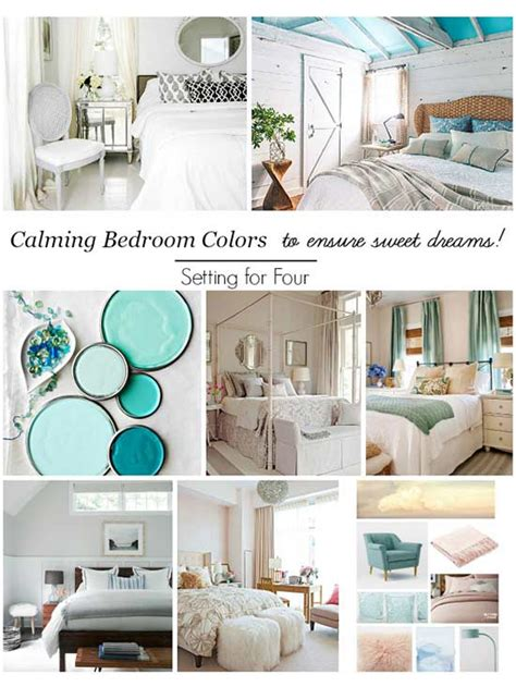 soothing bedroom color schemes calming bedroom colors to inspire sweet dreams