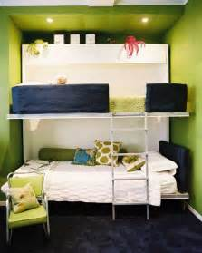 Bunk Beds In A Small Room 30 Fresh Space Saving Bunk Beds Ideas For Your Home Freshome