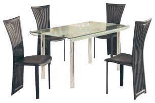 Dining Room Furniture Usa Global Furniture Usa A818ldt 5 Dining Room Set With Black Chairs Traditional Dining