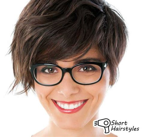76 best hairstyles and glasses images on pinterest hair dos bangs and glasses glasses 2014 and short hairstyles on
