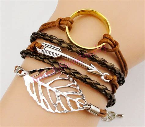 bracelet the lord of the rings ring arrow by