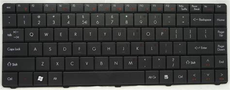 Keyboard Laptop Acer Emachines D725 keyboard acer 4732 4732z emachines d725 d525 service laptop jogja