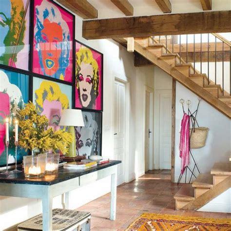pop interior design pop art style in interior design interiorholic com