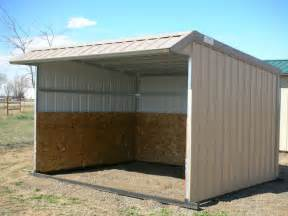 Build A Shed Kit Welcome To Tote A Shed Loafing Sheds