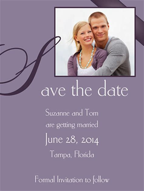 Wedding Date Announcement by Salem Design Wedding 187 Archive 187 Save The Date