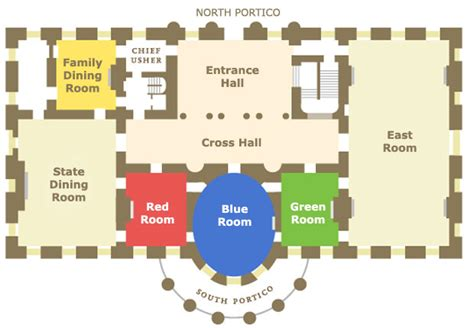 floor plan of the white house peeking white house floor plan ayanahouse