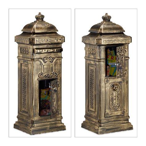 cassetta delle lettere inglese cassetta postale da esterno stile inglese antico