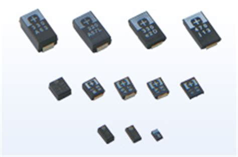 conductive polymer tantalum capacitor panasonic device solutions automotive ict electronic home appliances others