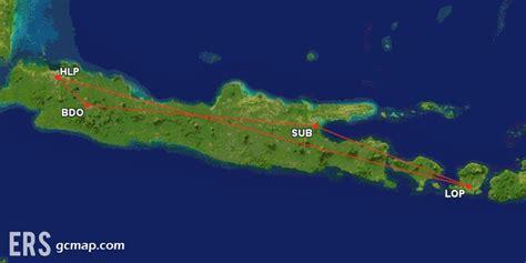 citilink hlp sub avis du vol lion mentari airlines surabaya lombok en